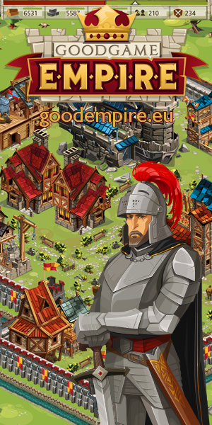 Goodgame Empire - goodempire.eu