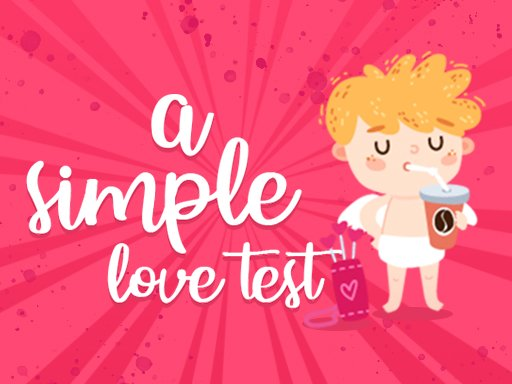 a Simple Love Test