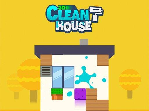 Чистый дом 3D