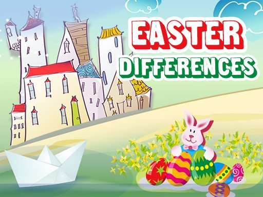 Easter 2020 Differences