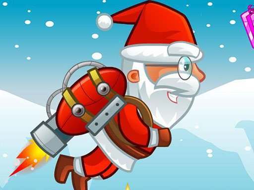 Flying Santa Gifts