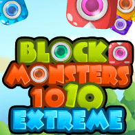 Block Monsters 1010 Extreme