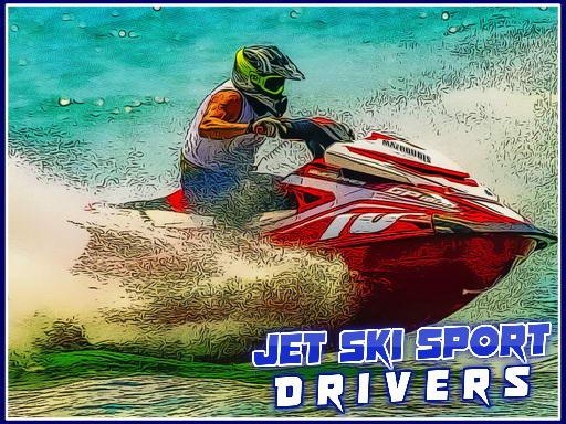 Jet Ski Sport Drivers