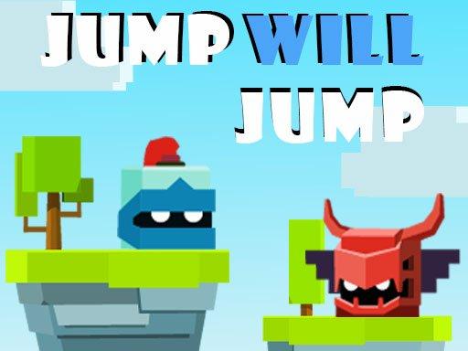 Прыжок будет прыгать