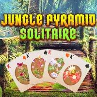 Jungle Pyramid Solitaire