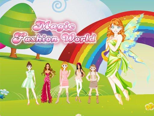 Magic Fashion World