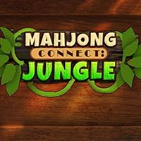 Mahjong Connect Jungle