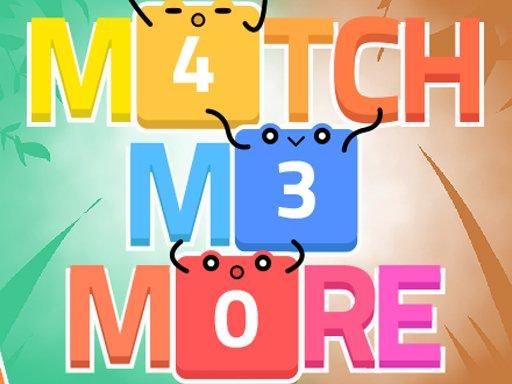 Match Me More