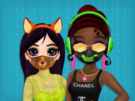 Princess Design Masks