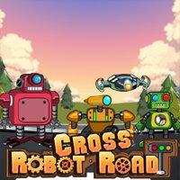 Robot Cross Road