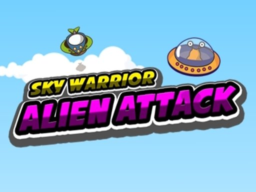 Небо воїн чужорідних атаки